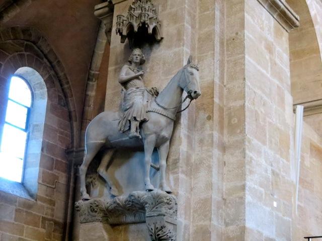 Germany, Bamberg, Bamberger Reiter